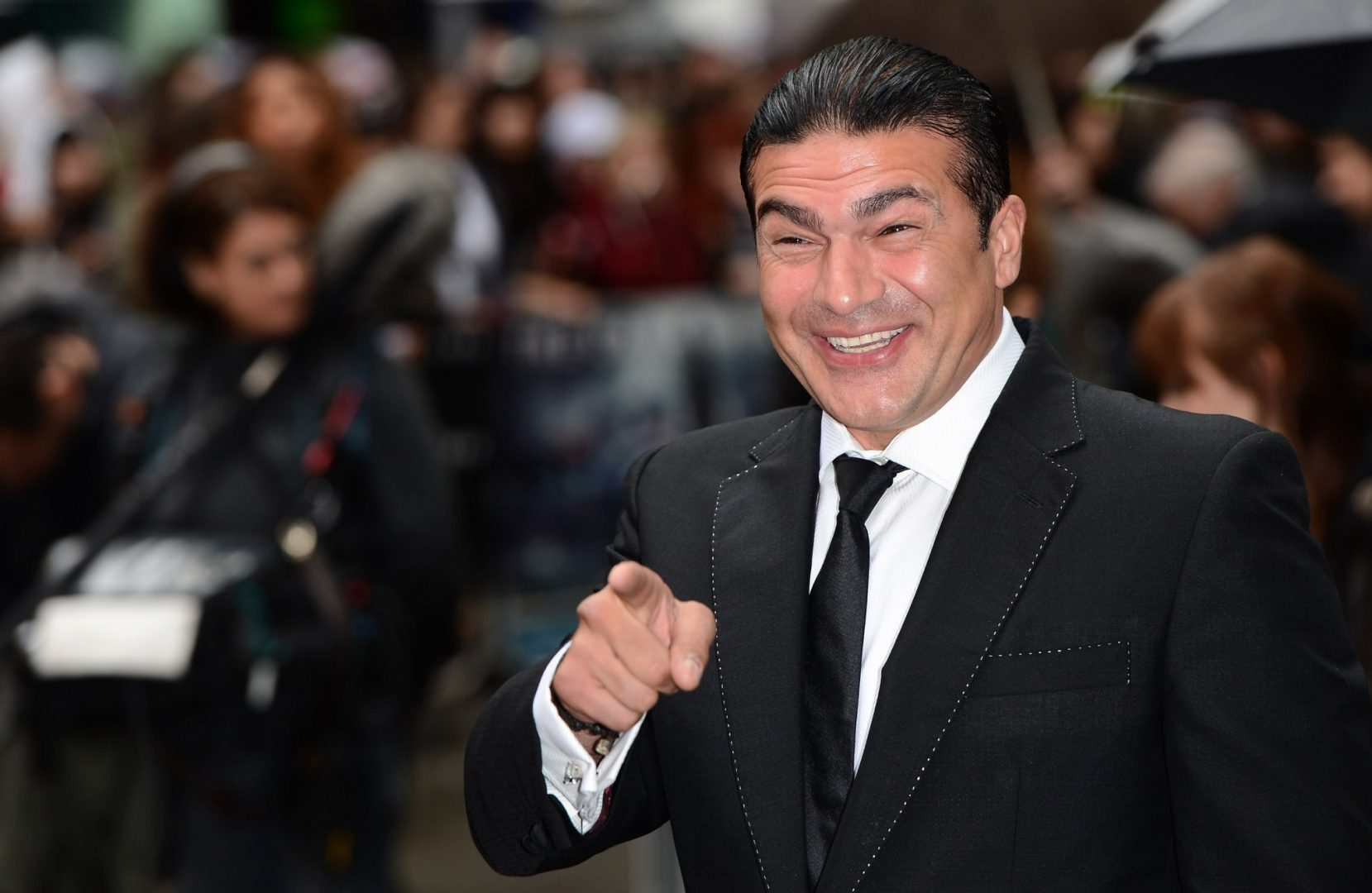Tamer Hassan Loaded
