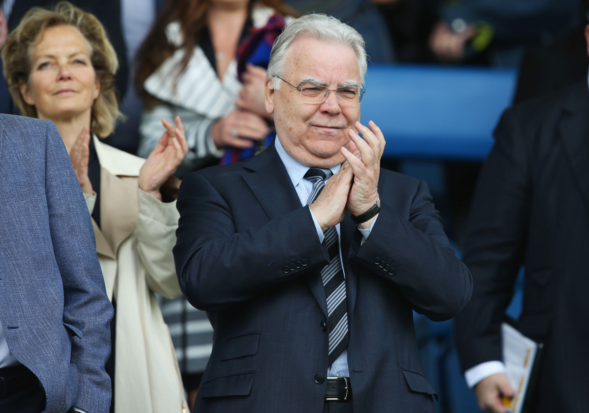 Bill Kenwright is in negotiations to sell Everton