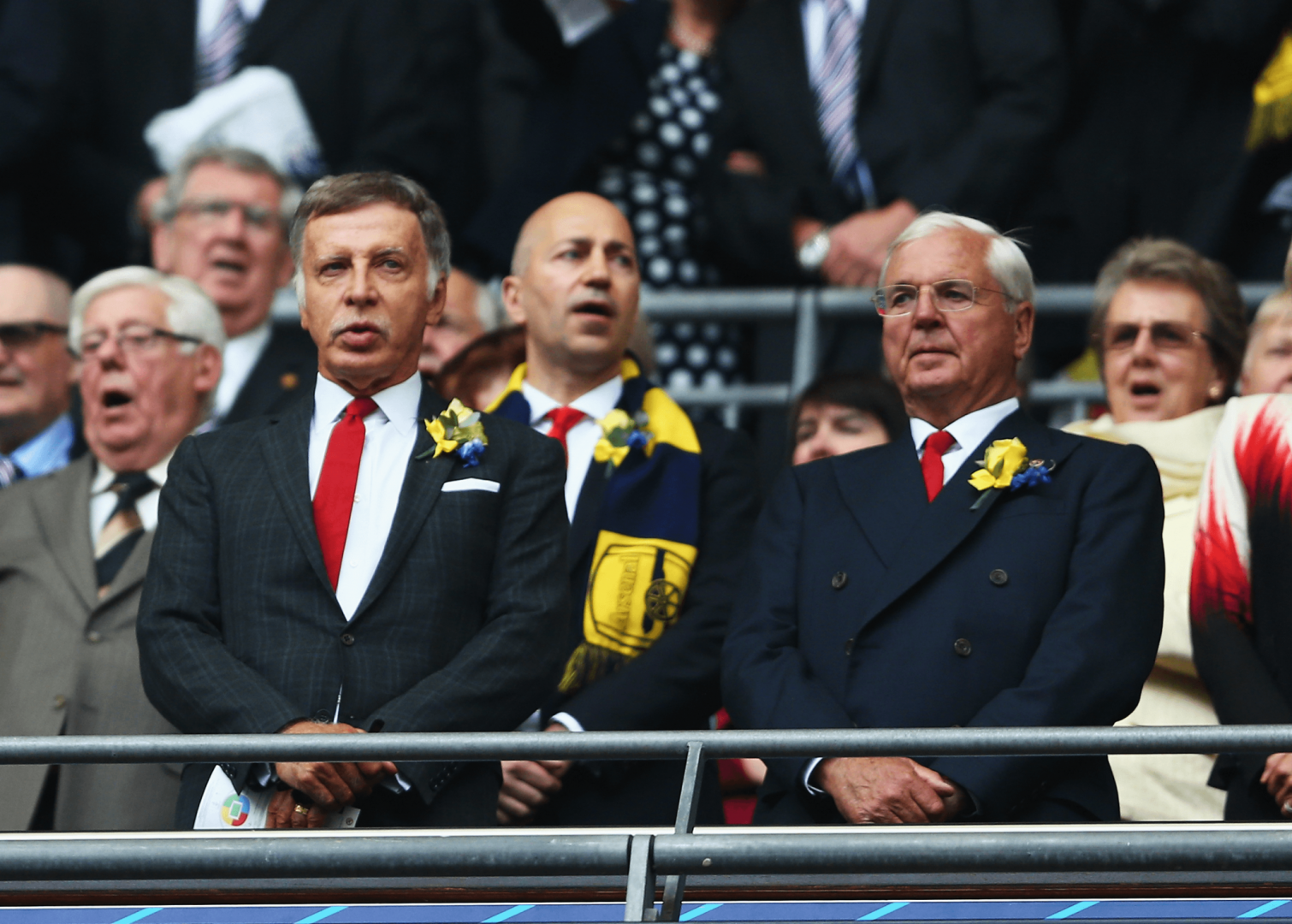 Arsenal owner Stan Kroenke