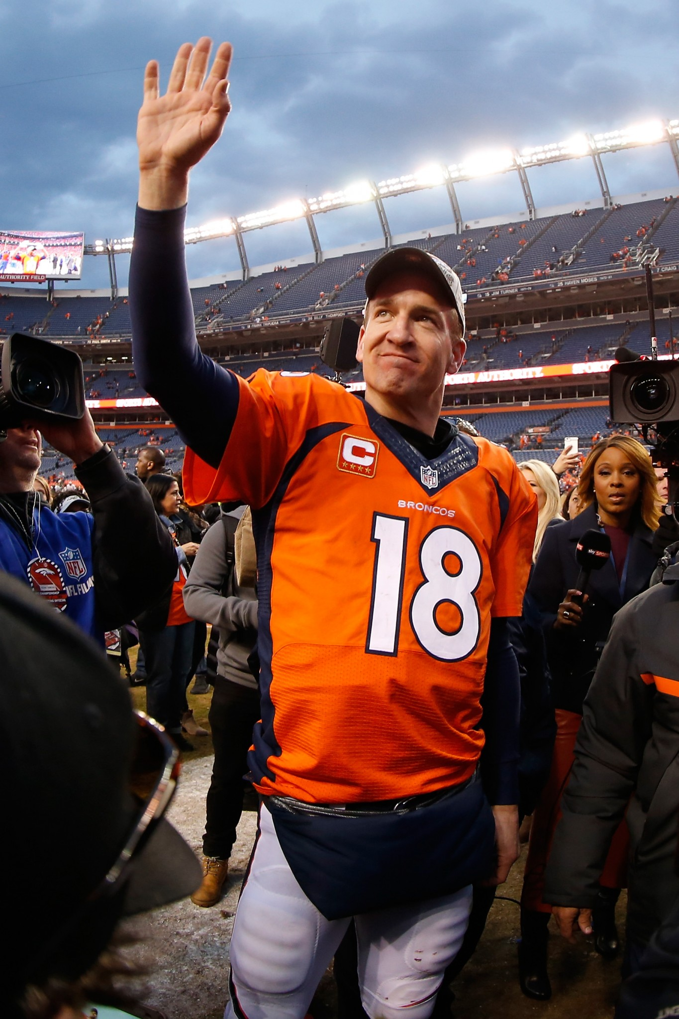 The main Manning