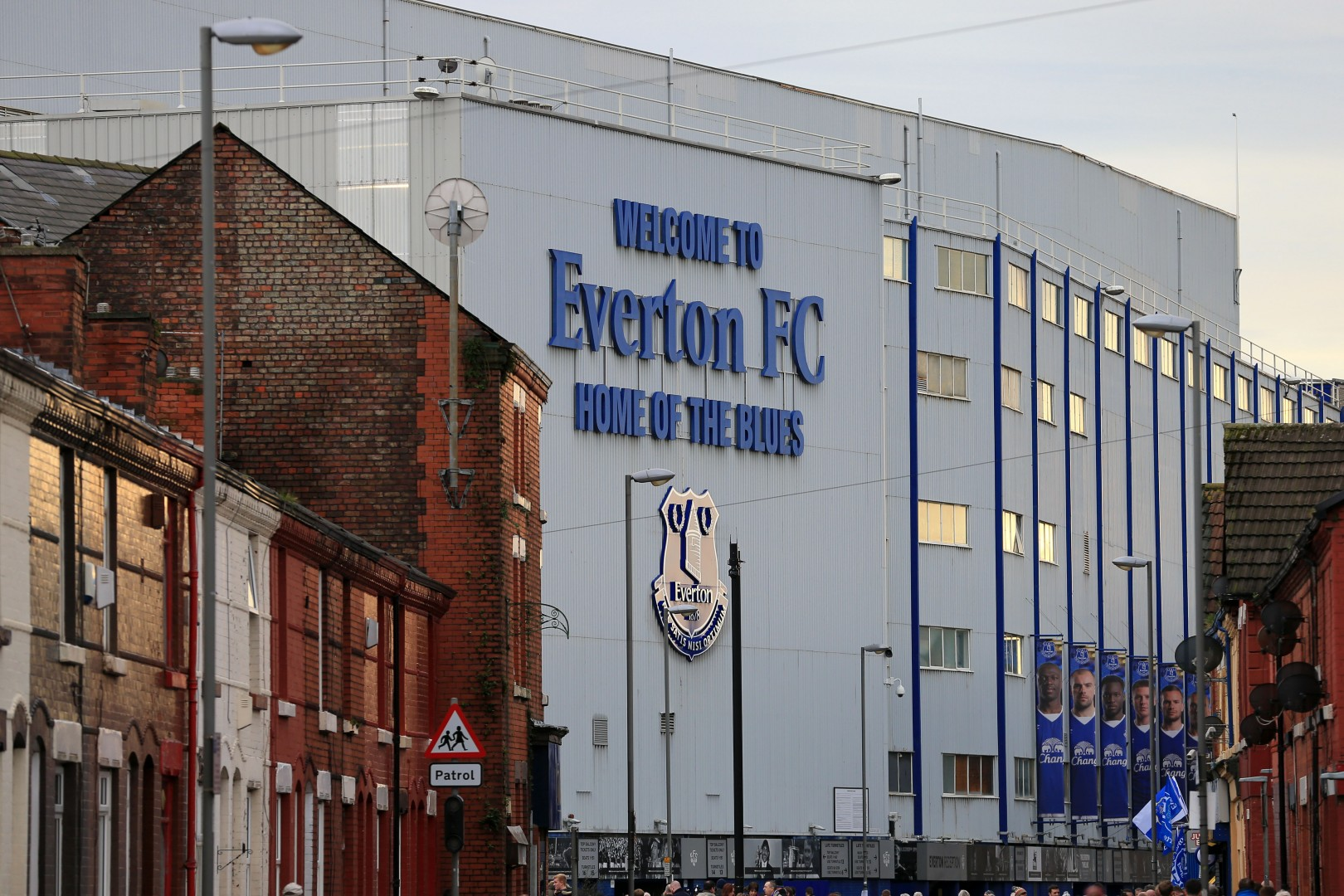 Everton are on the verge of a £200m American Takeover