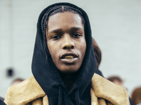A$AP Rocky shot by Ashley Verse – Loaded