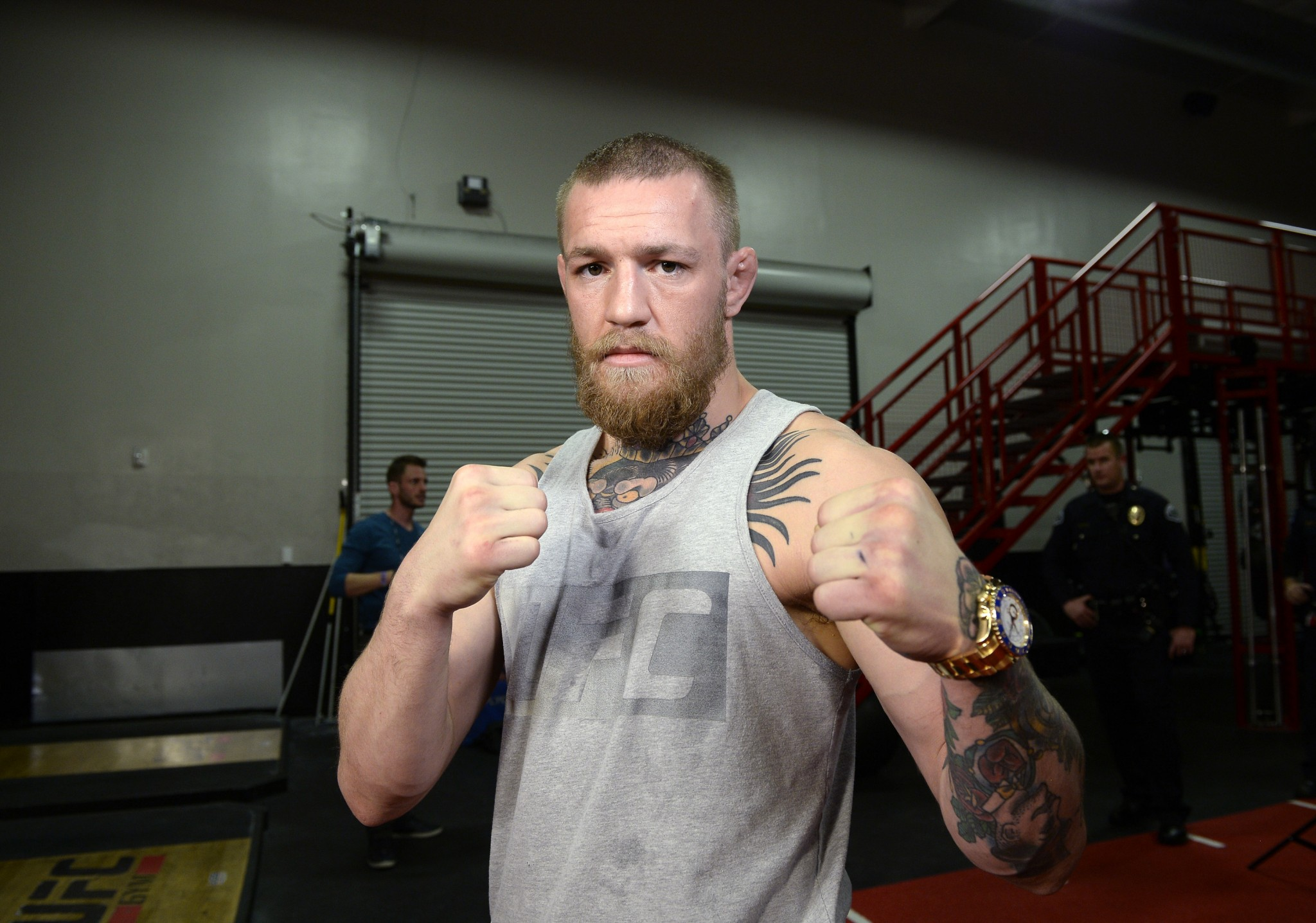 Conor McGregor faces fresh steroid abuse claims