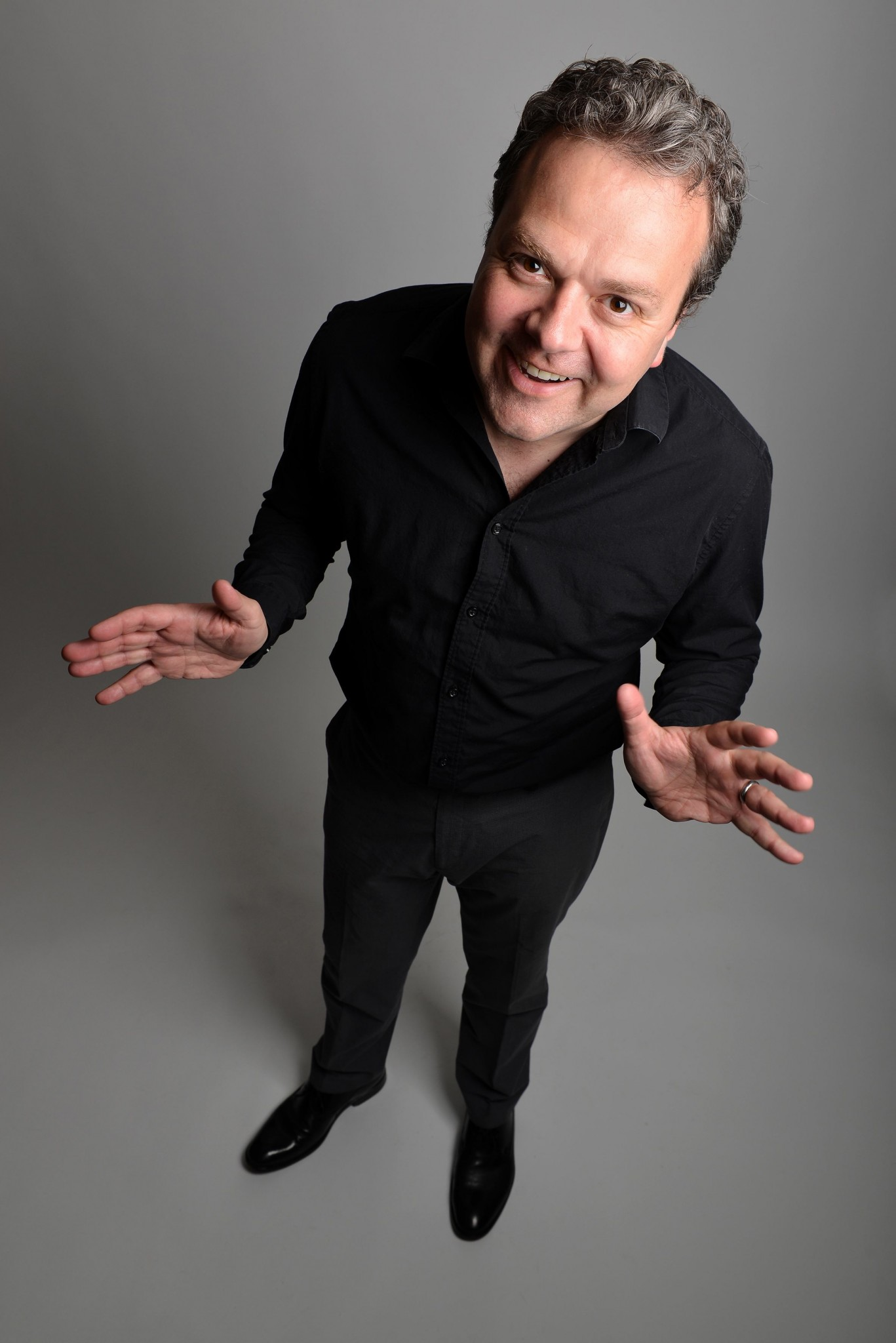Mock The Week star Hal Cruttenden