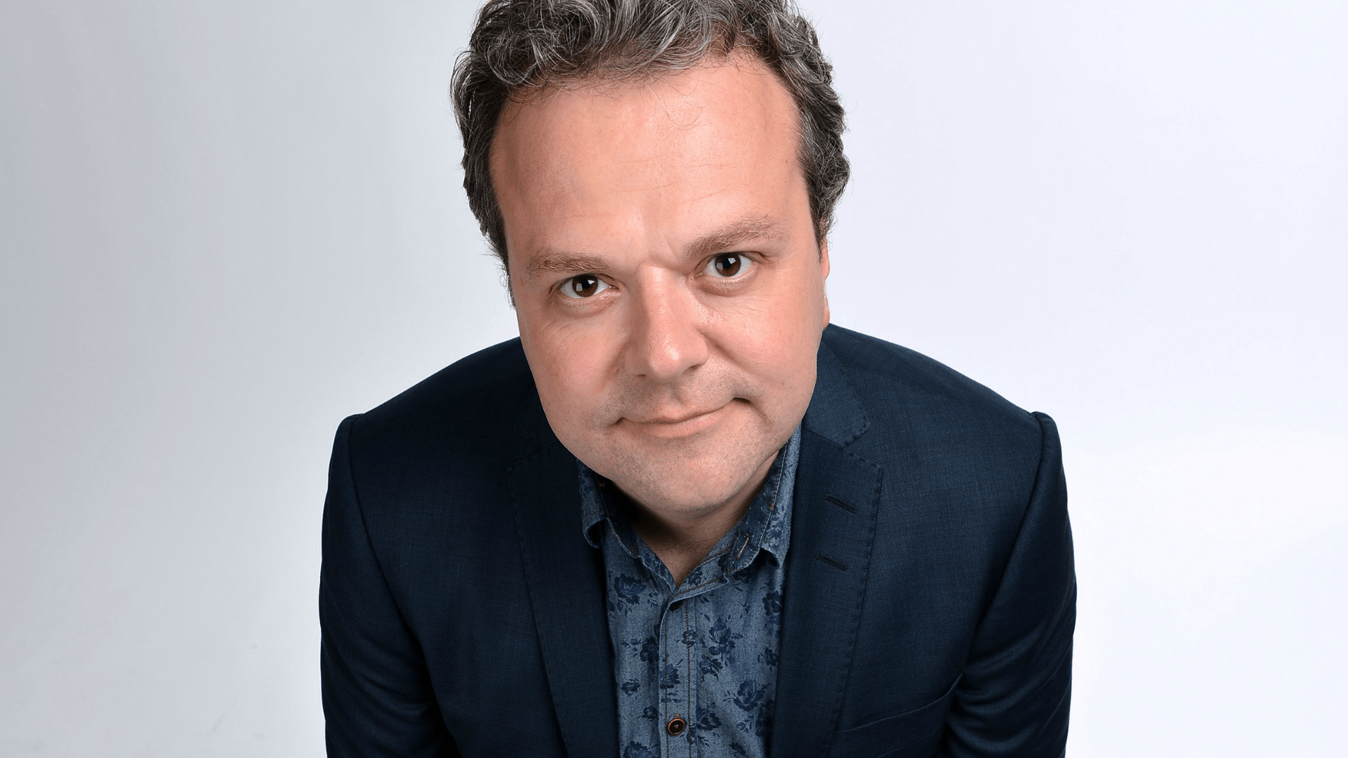 Live At The Apollo star Hal Cruttenden