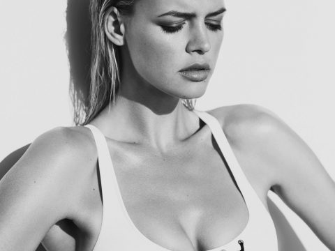 Kelly Rohrbach is set to play Pamela Anderson's character CJ in the new Baywatch film – Loaded