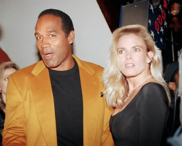 O.J. and Nicole