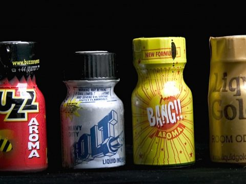 Poppers Loaded