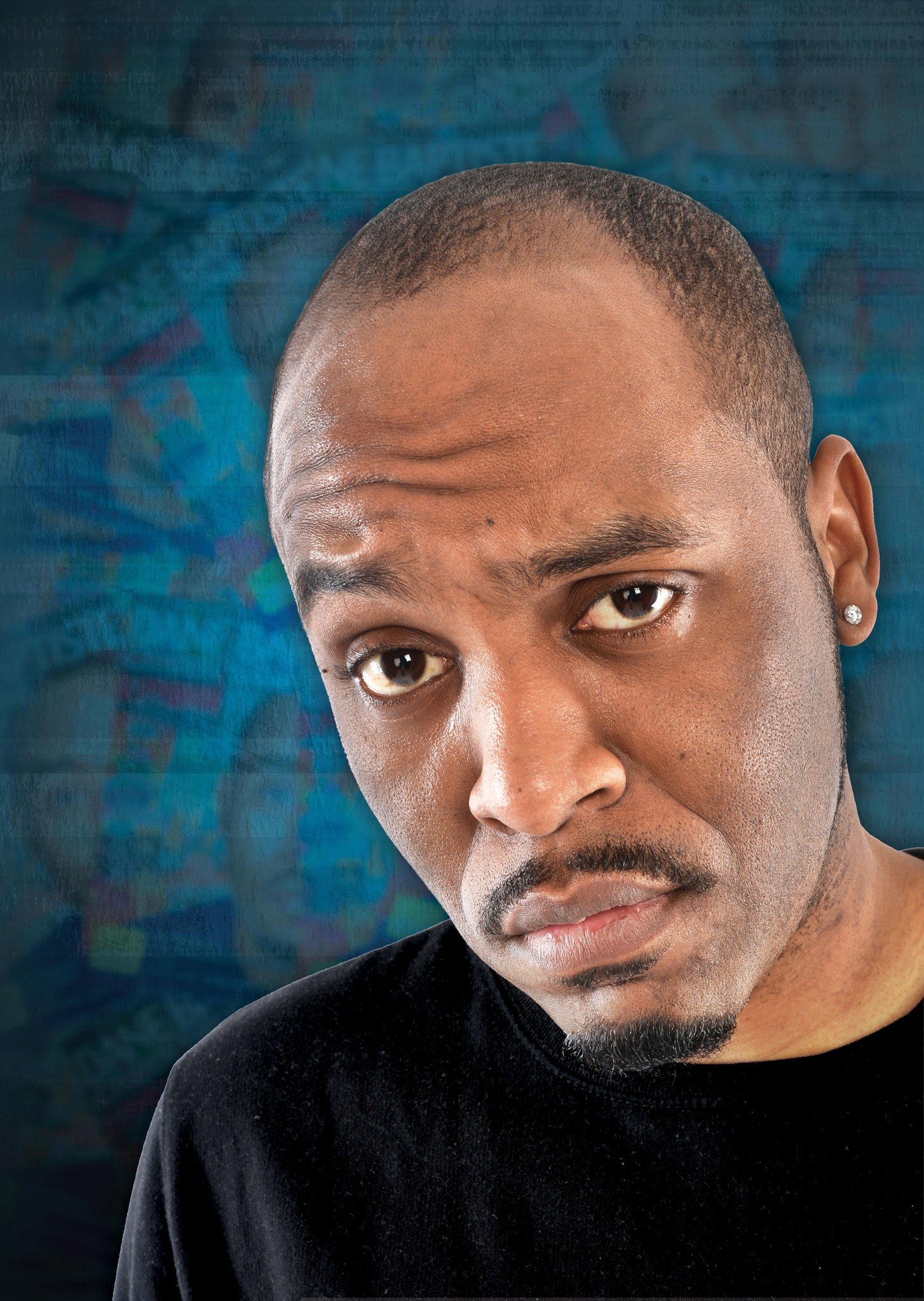 Live From The BBC star Dane Baptiste