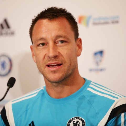 John Terry press conference