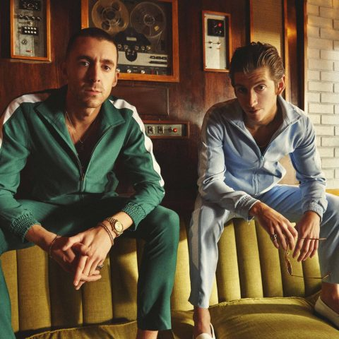Jools Holland guests The Last Shadow Puppets
