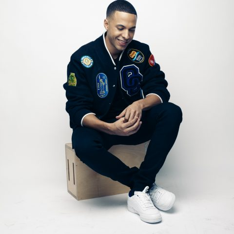 The Voice presenter Marvin Humes