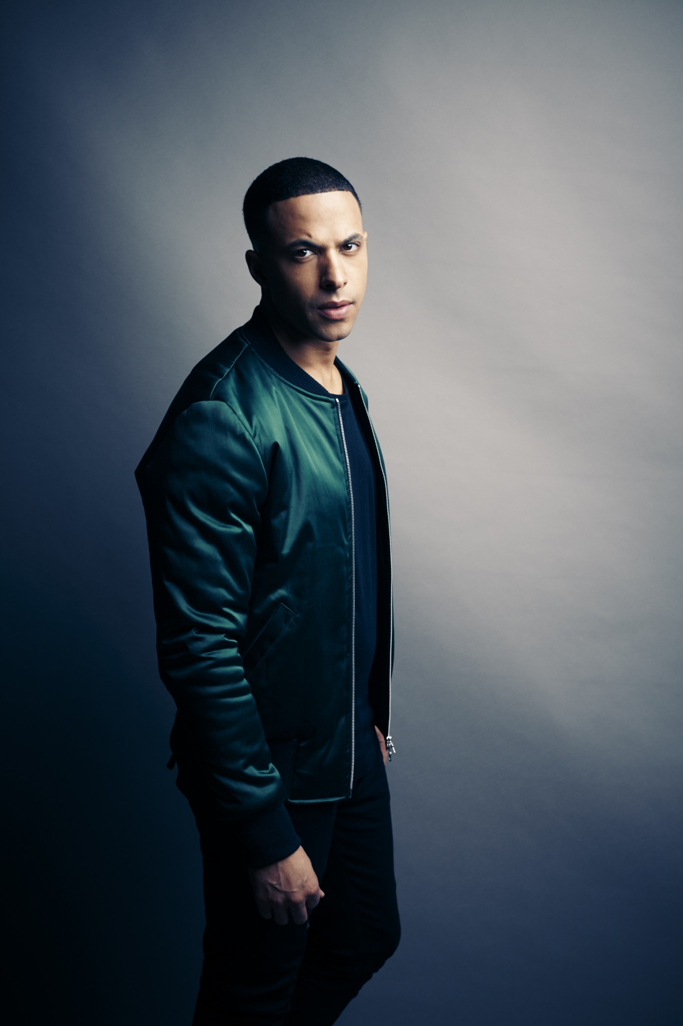Luvbug singer Marvin Humes
