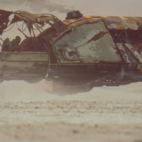 Star Wars: The Force Awakens concept art