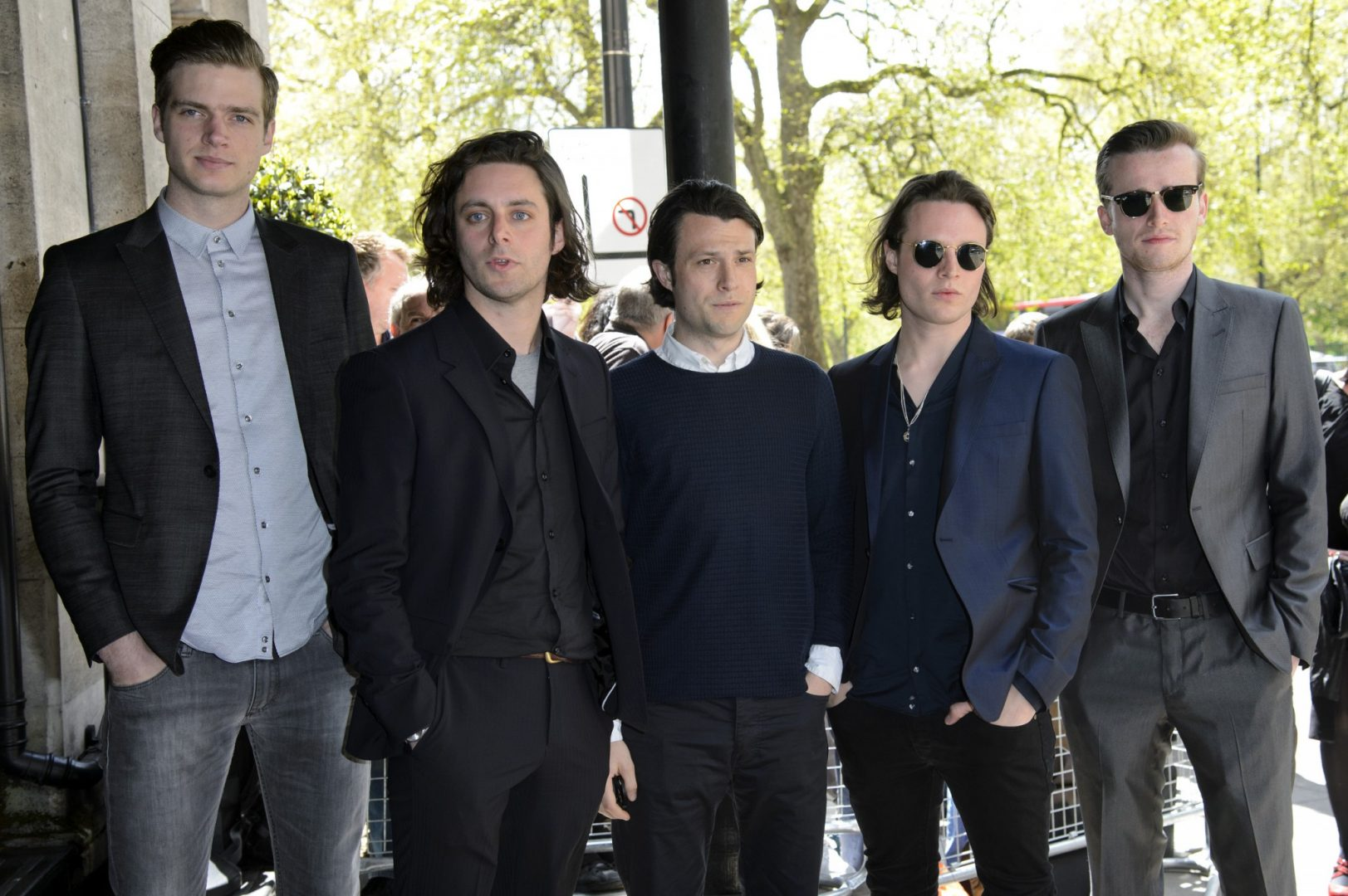 Latitude headliners The Maccabees