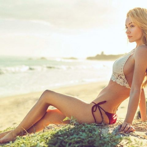 Bryana Holly Beach
