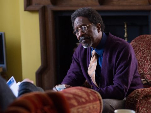Clarke Peters in The Tunnel