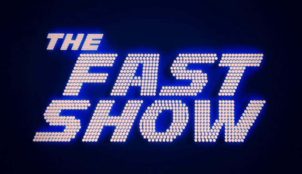The Fast Show logo