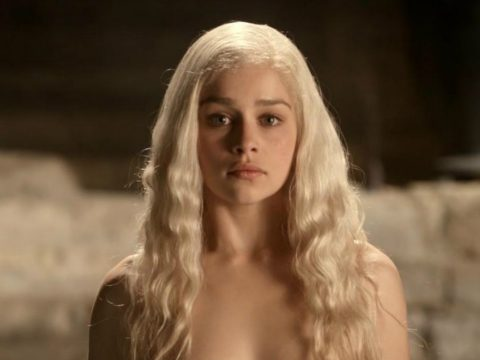 Emilia Clarke Game Of Thrones