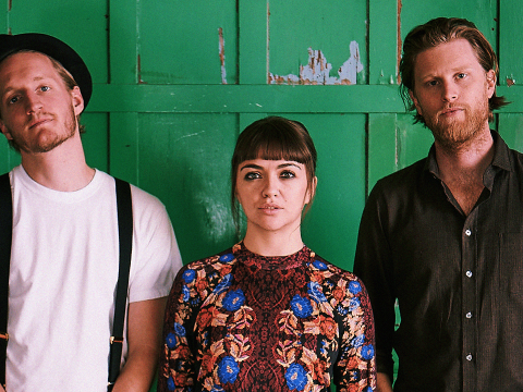 The Lumineers, who have just released new album Cleopatra