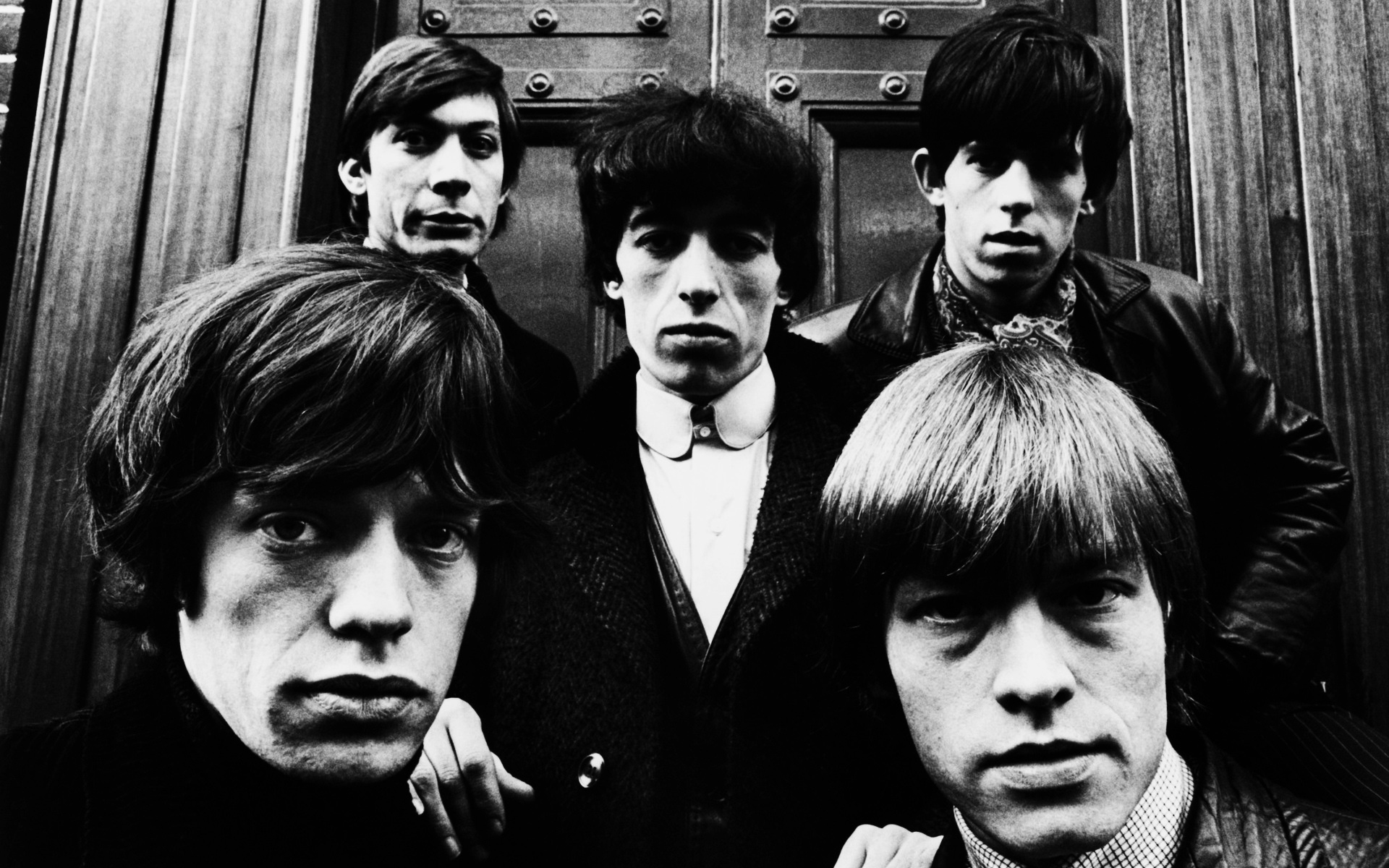 The Rolling Stones are set for their first covers album
