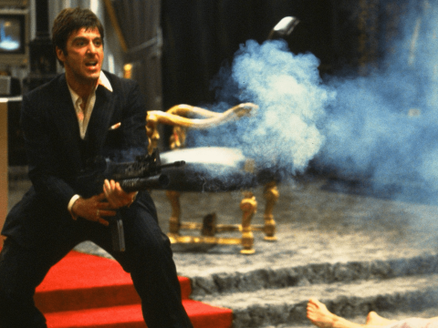 Scarface Al Pacino one-liners
