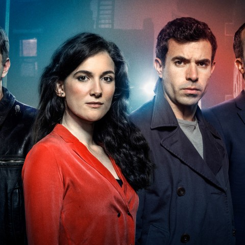 The cast of Harlan Coben's The Five