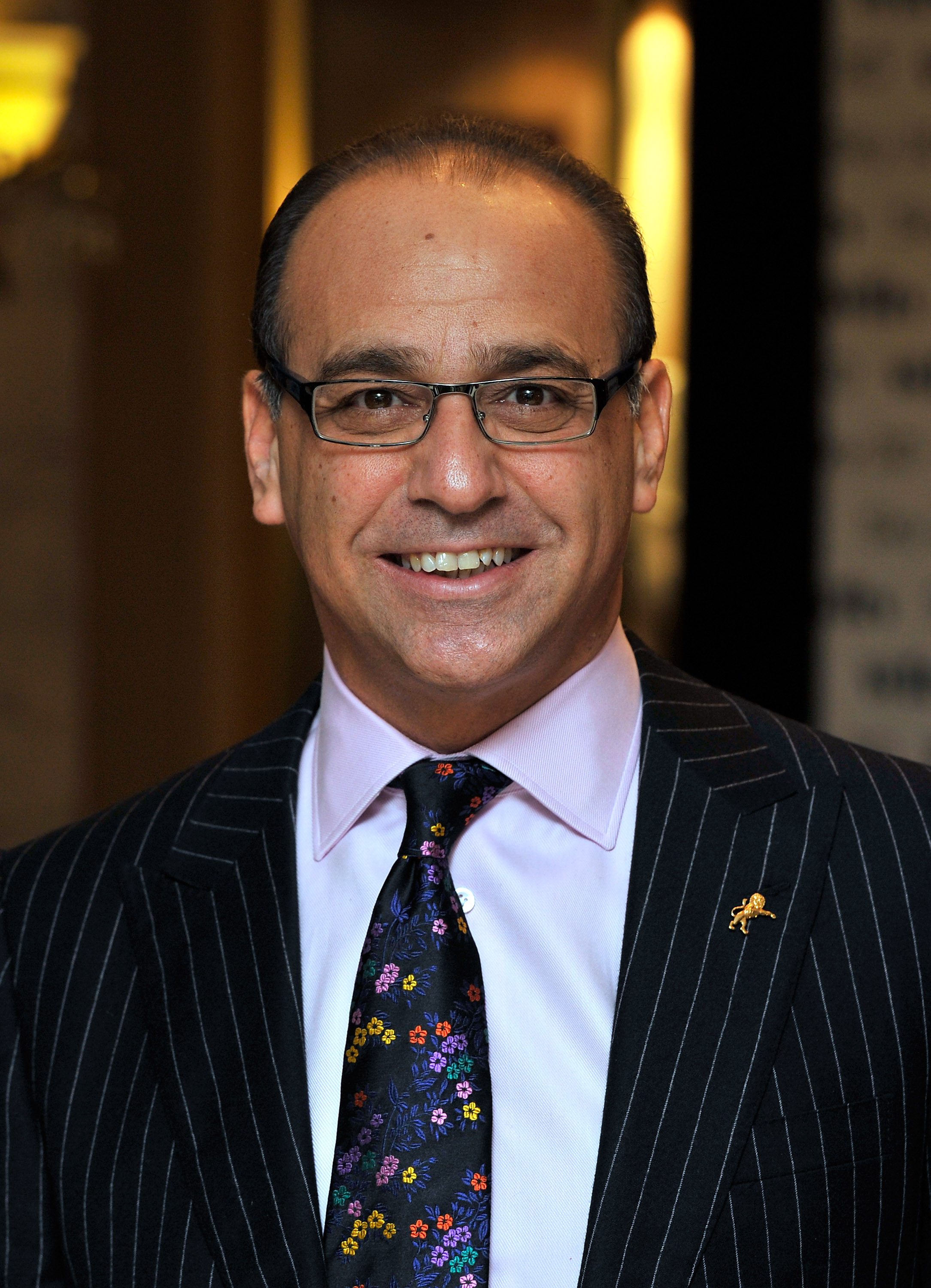 Lingerie king Theo Paphitis