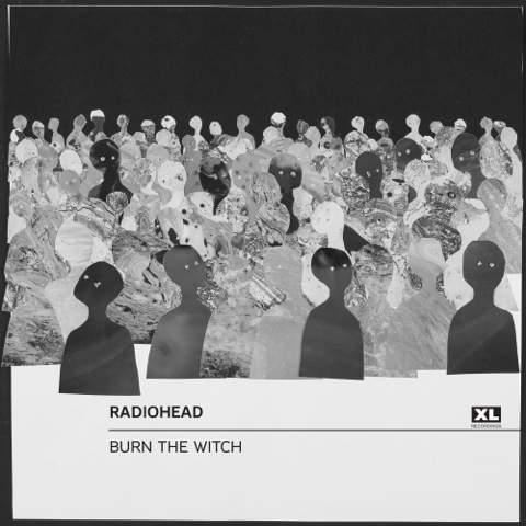 Radiohead's Burn The Witch sleeve