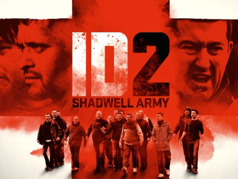 ID2 Shadwell Army poster
