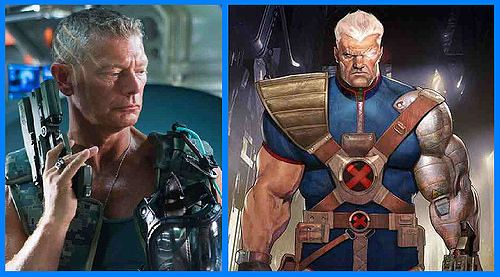 Stephen Lang and Cable