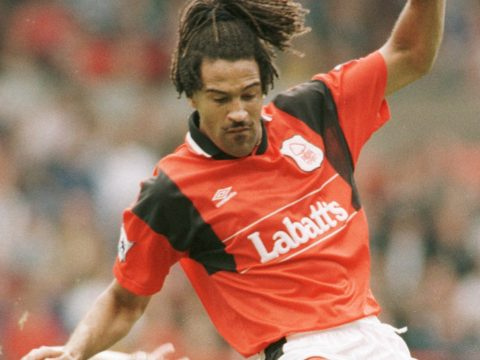 Jason Lee Nottingham Forest