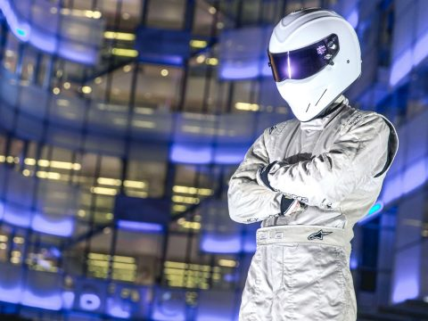 Top Gear's The Stig