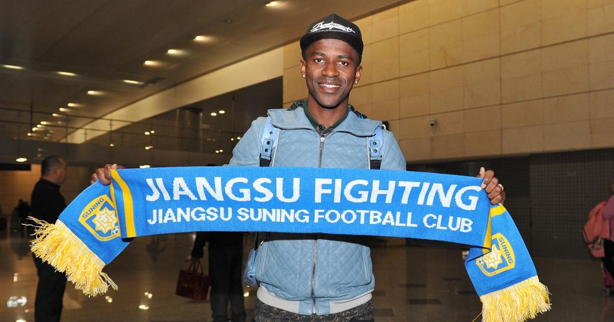 Ramires Santos (Jiangsu Suning) Chinese Super League