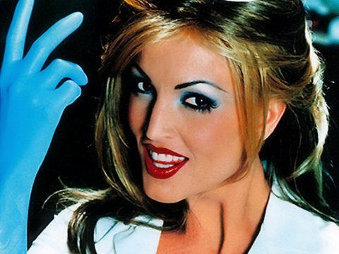 Blink-182 Enema Of The State album cover