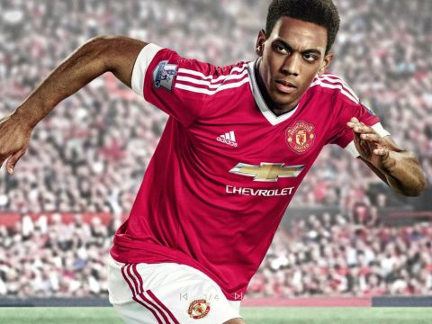 FIFA 17 Anthony Martial