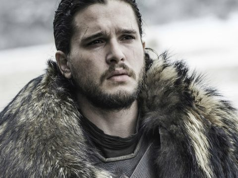 Kit Harington as Jon Snow in Game of Thrones