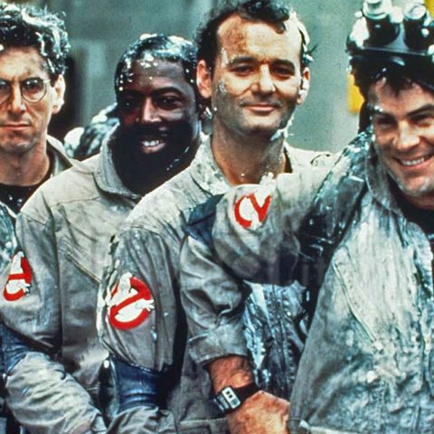 Ghostbusters 1984 original cast Bill Murray