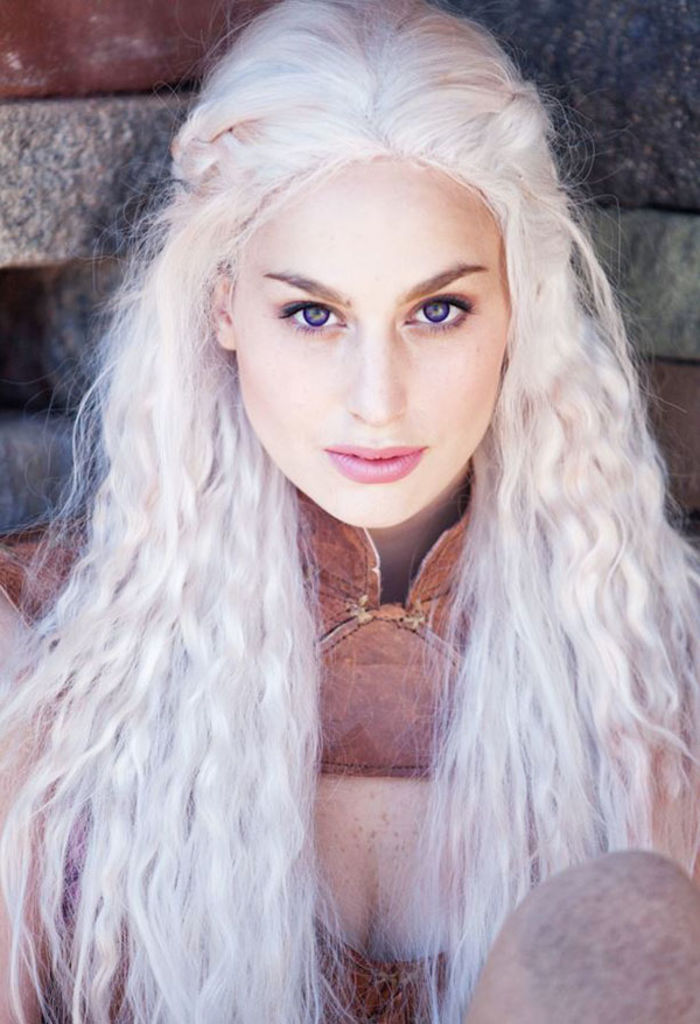 3 Home Decor Trends For Spring Brittany Stager: 9 Stunning Women Dressed As Game Of Thrones' Khaleesi