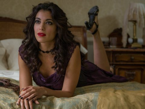 Stephanie Sigman in Spectre