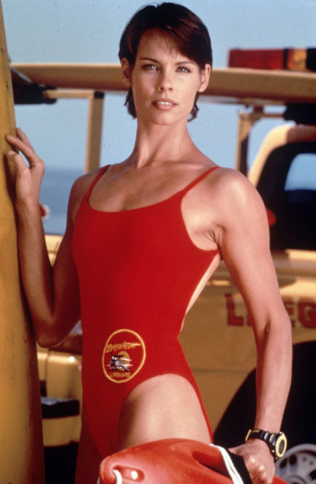 Stephanie Holden from Baywatch