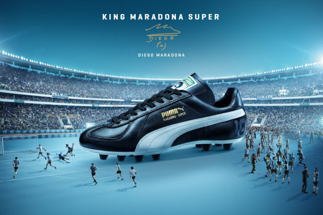 Puma revive probably the best football boots of all time