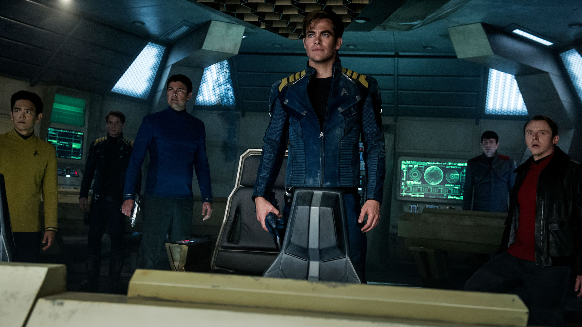 Quentin Tarantino Is Developing A Star Trek Movie And It Sounds Epic