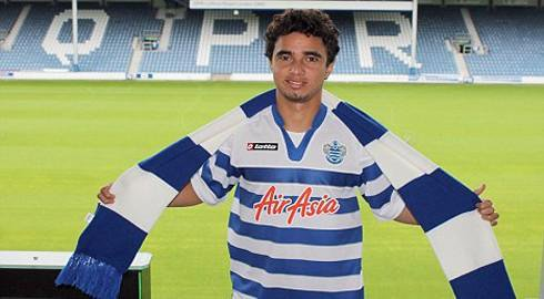 Fabio signs for QPR