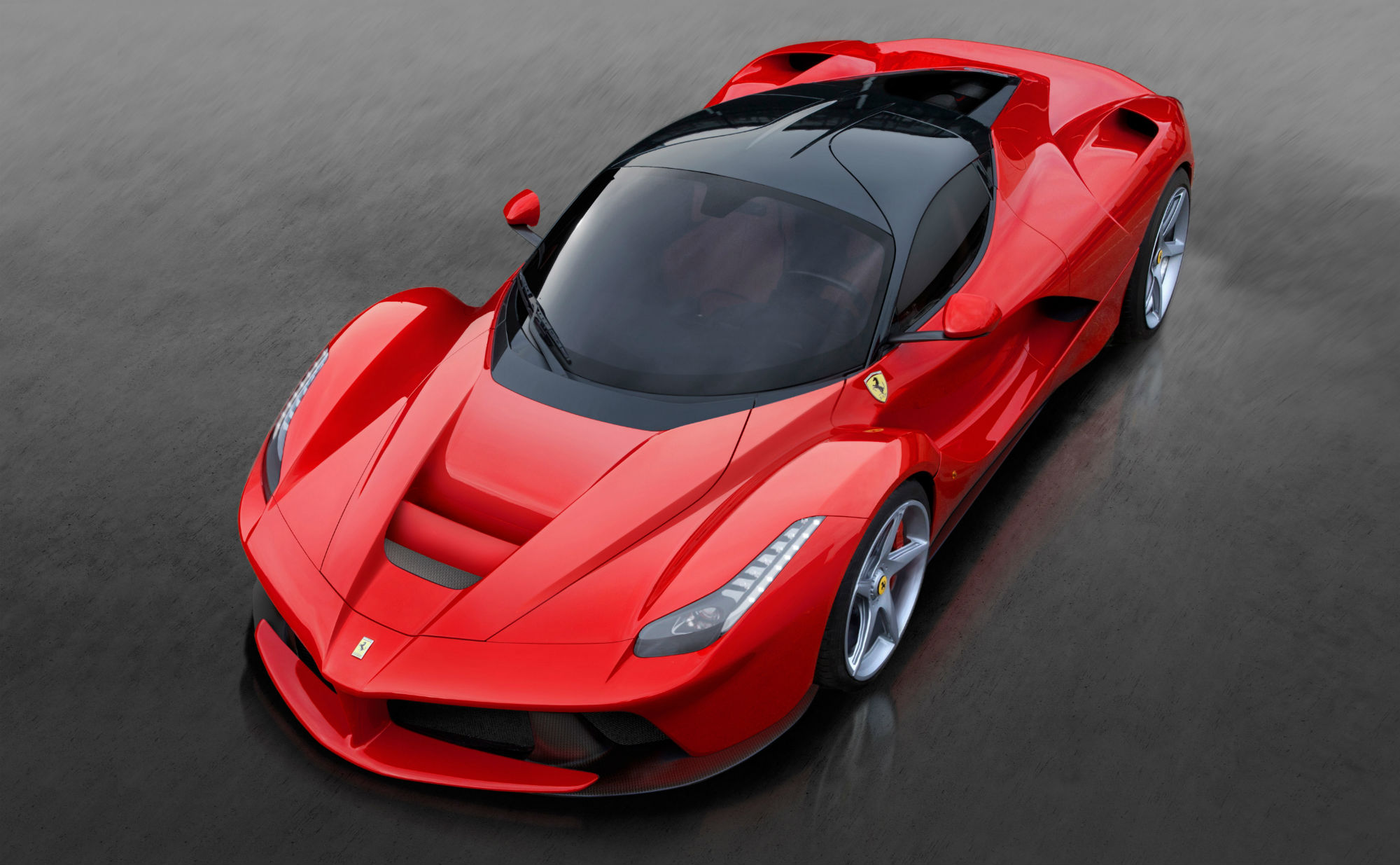The Ferrari LaFerrari will be appearing on The Grand Tour