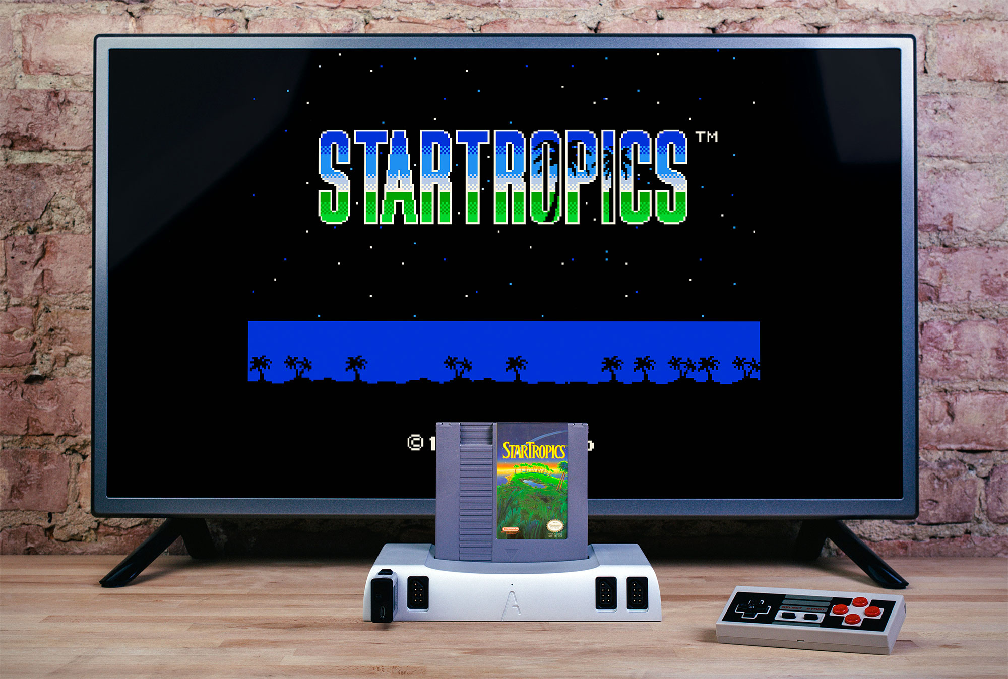 The Nintendo inspired Analogue NT.