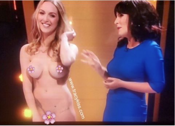 Tracy Kiss on Naked Attraction.