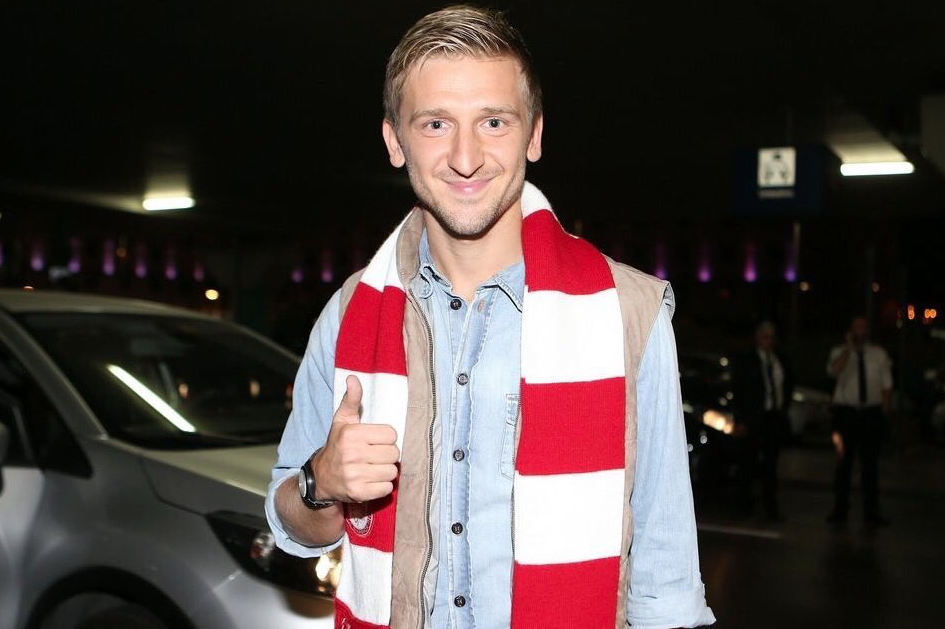 Marko Marin signs for Olympiacos.