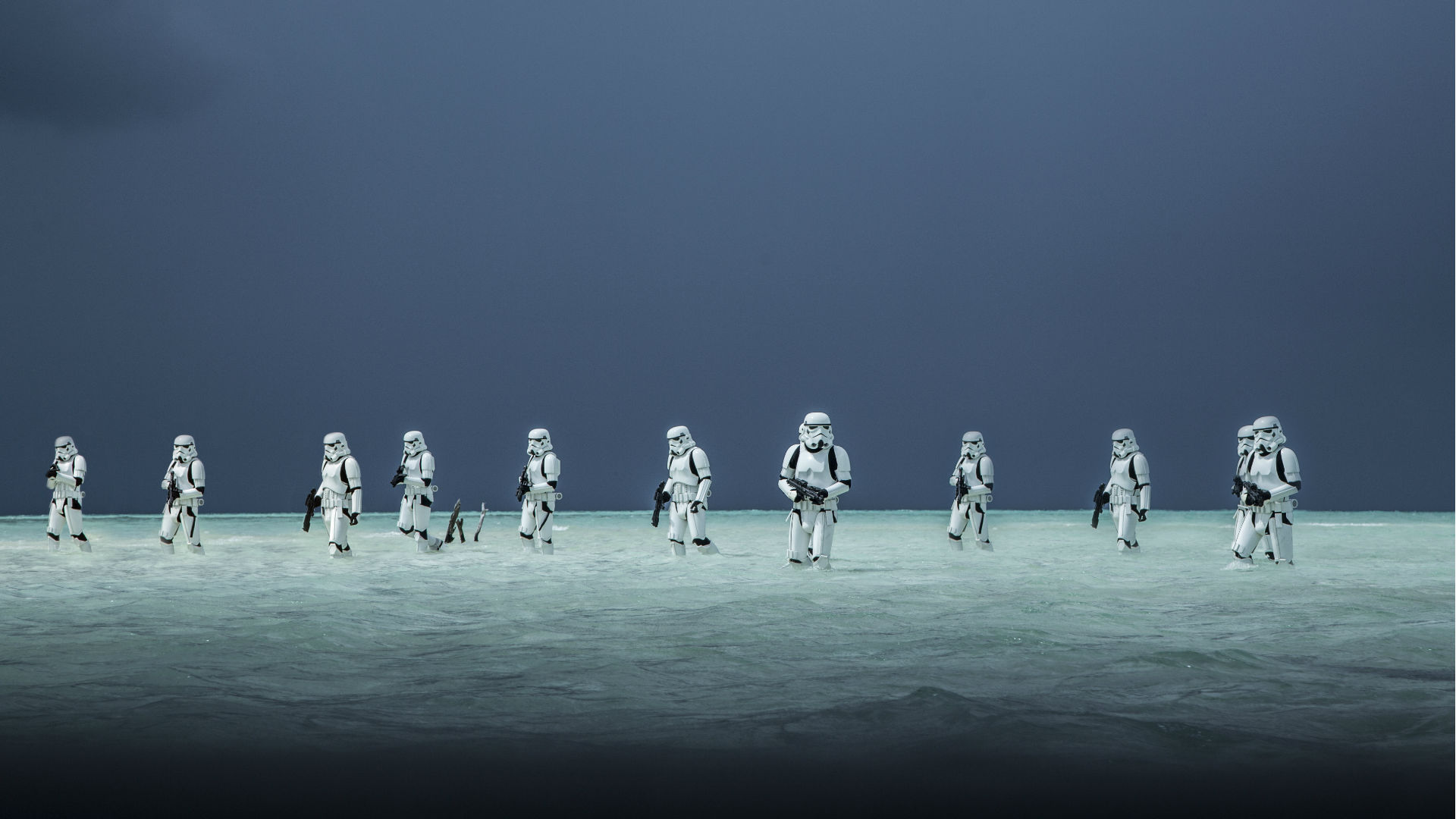 Rogue One: A Star Wars Story Stormtroopers