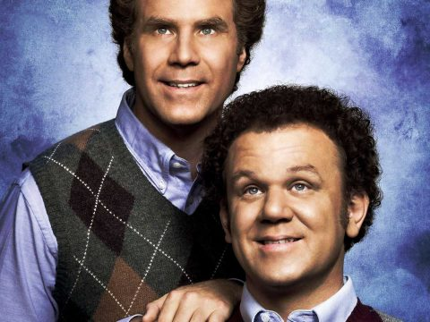 Will Ferrell and John C Reilly in Step Brothers